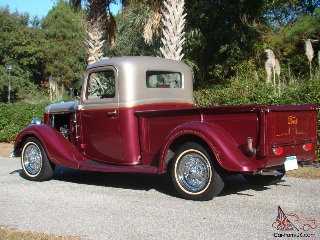 1935 Chevy Pick Truck For Sale | Autos Post