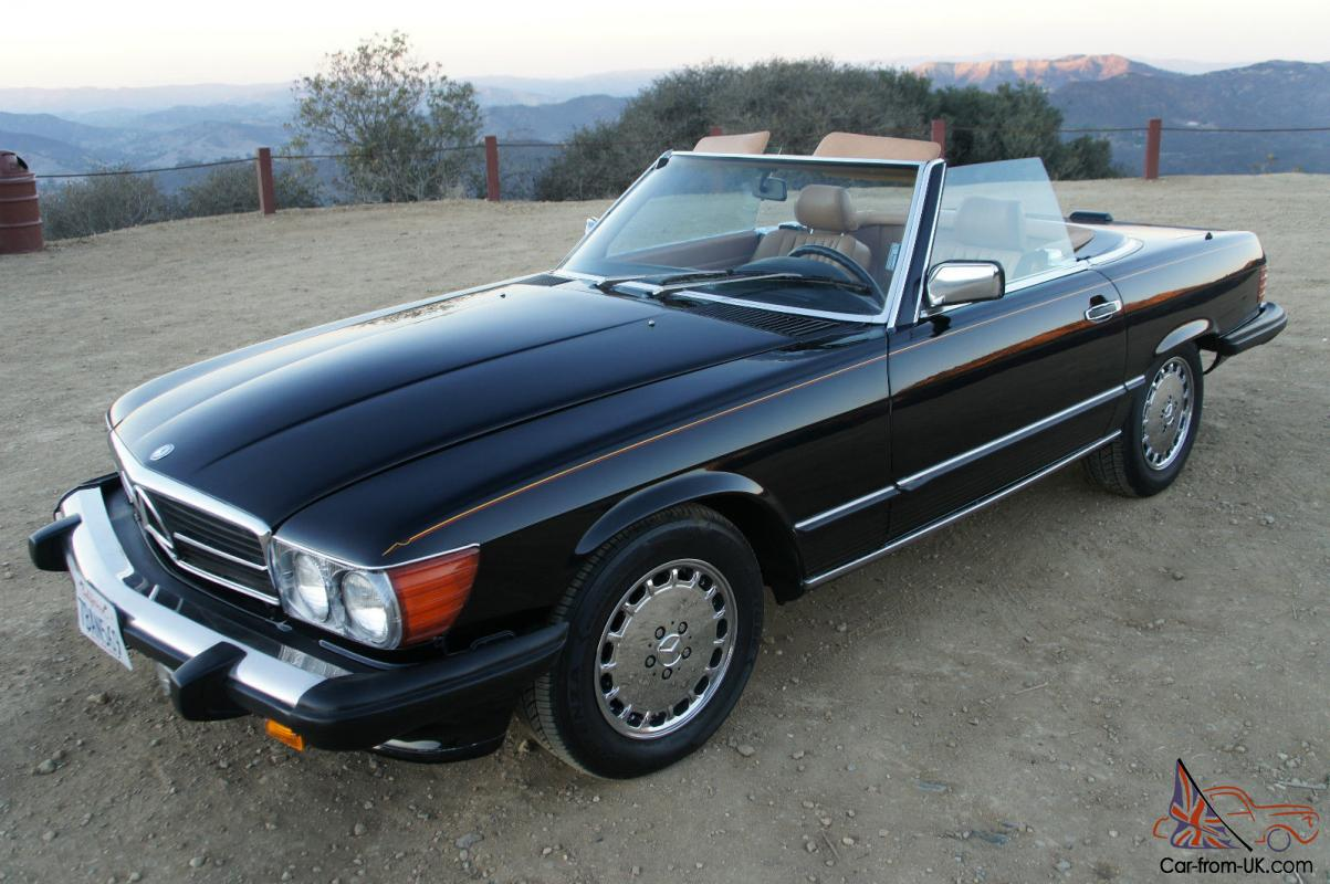 1989 mercedes 560sl immaculate convertible most desirable for 560sl mercedes benz for sale