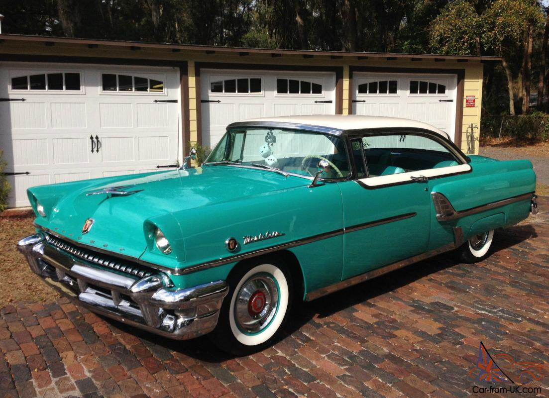 Beautiful restored 1955 mercury montclair 55 56 crown victoria ford features