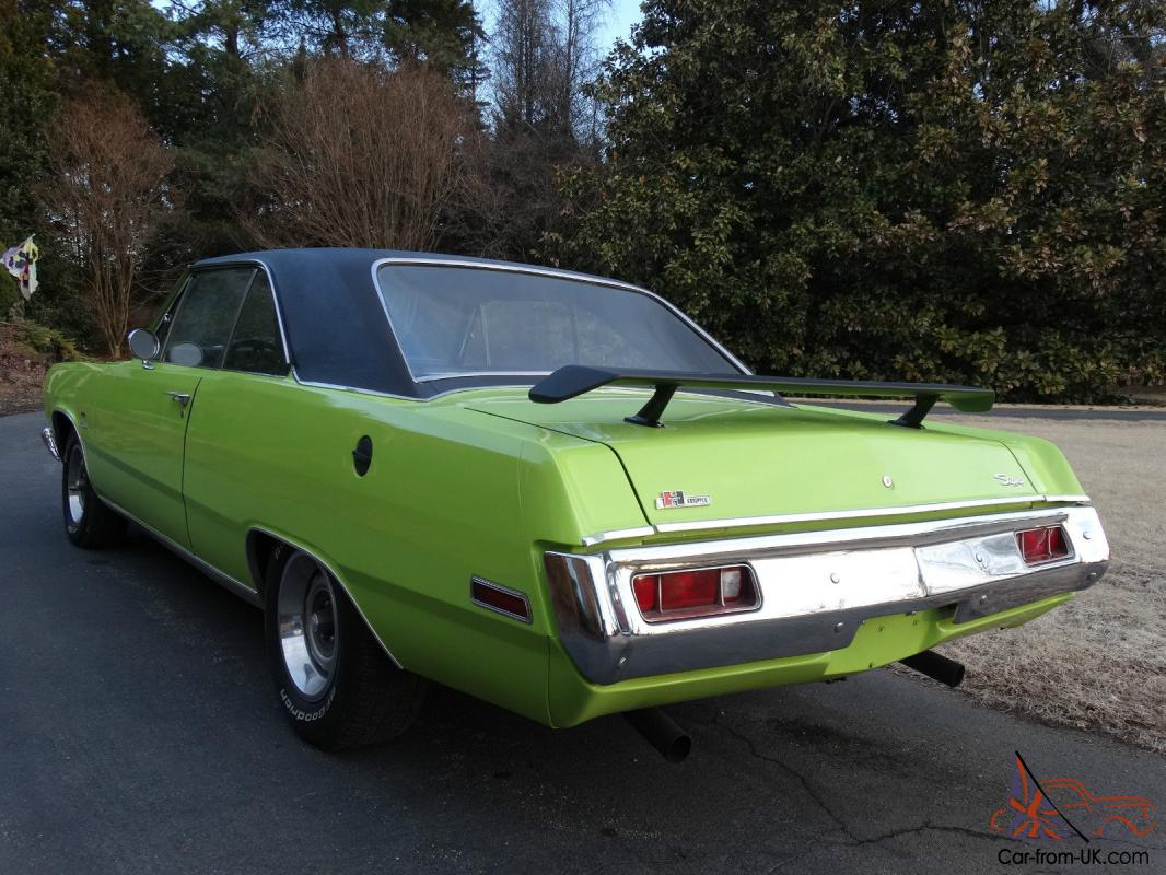 1971 Plymout Scamp4 Speedhot 360 Enginenice Car 74 Dodge 318 Engine Wiring Diagram Hot