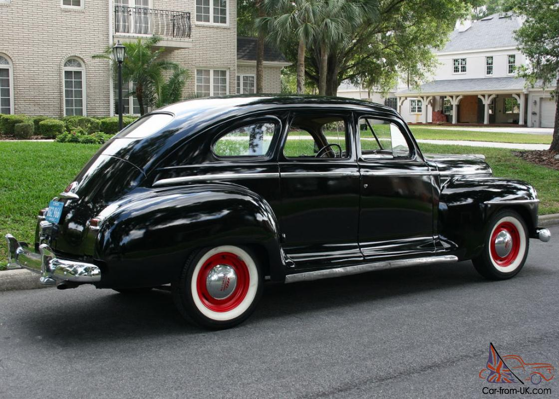 Mostly Original Entry Level Classic 1948 Plymouth Special