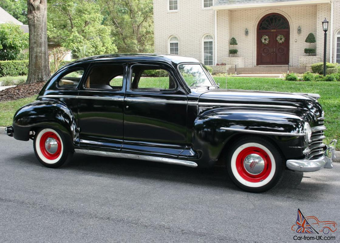 mostly original entry level classic 1948 plymouth special. Black Bedroom Furniture Sets. Home Design Ideas