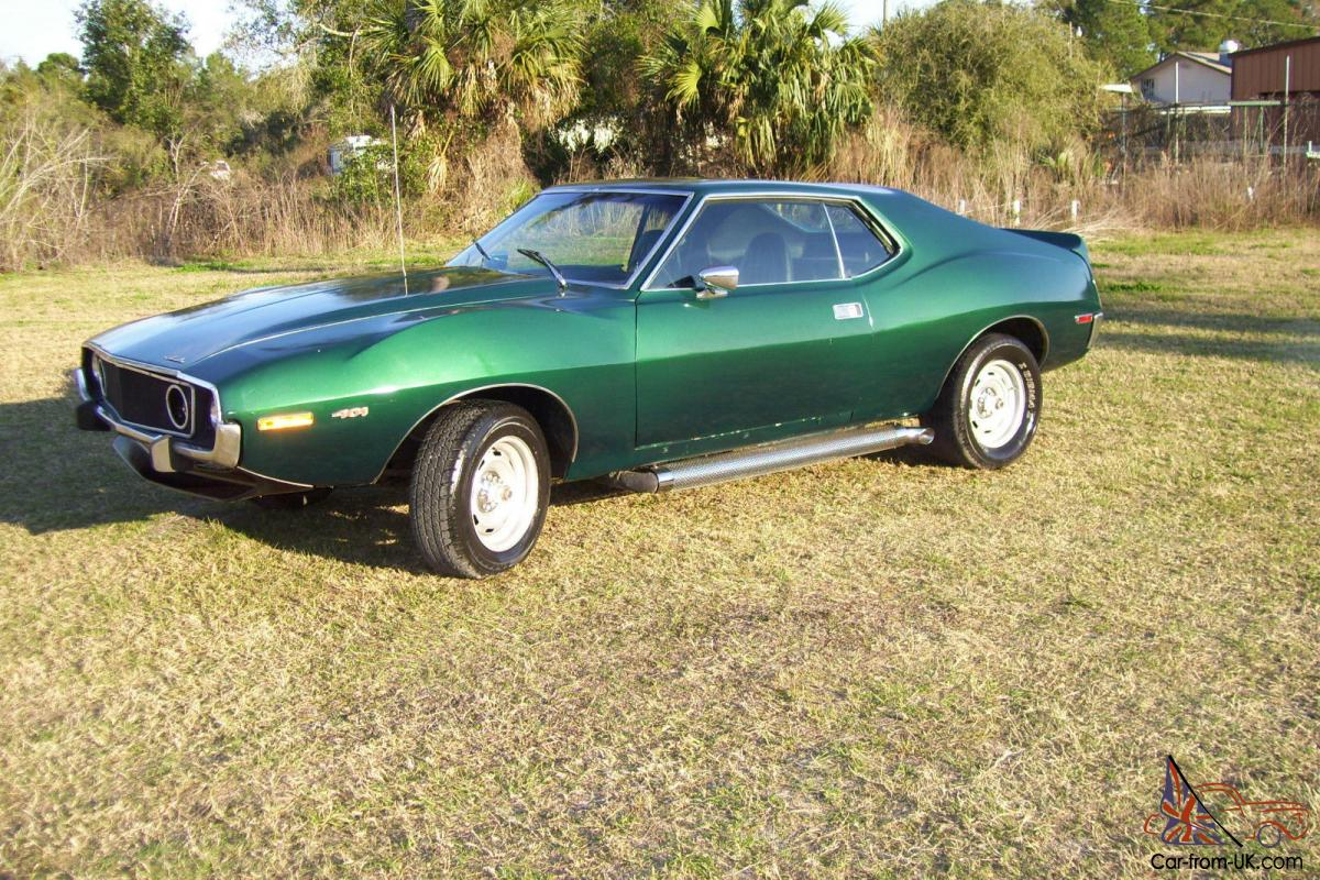 1973 amx javelin 401 4 speed. Black Bedroom Furniture Sets. Home Design Ideas