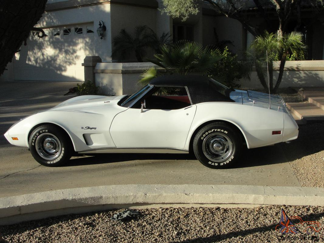 1975 chevrolet corvette l82 stingray convertible for sale. Cars Review. Best American Auto & Cars Review