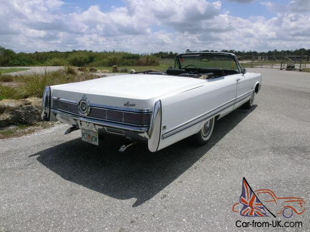 1968 Chrysler imperial convertible for sale