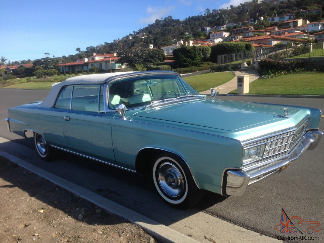 1966 chrysler imperial california convertible only 514 made better. Cars Review. Best American Auto & Cars Review