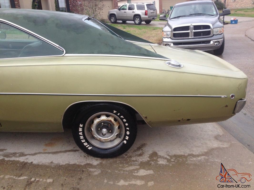 68 Dodge Charger For Sale Project Html Autos Post