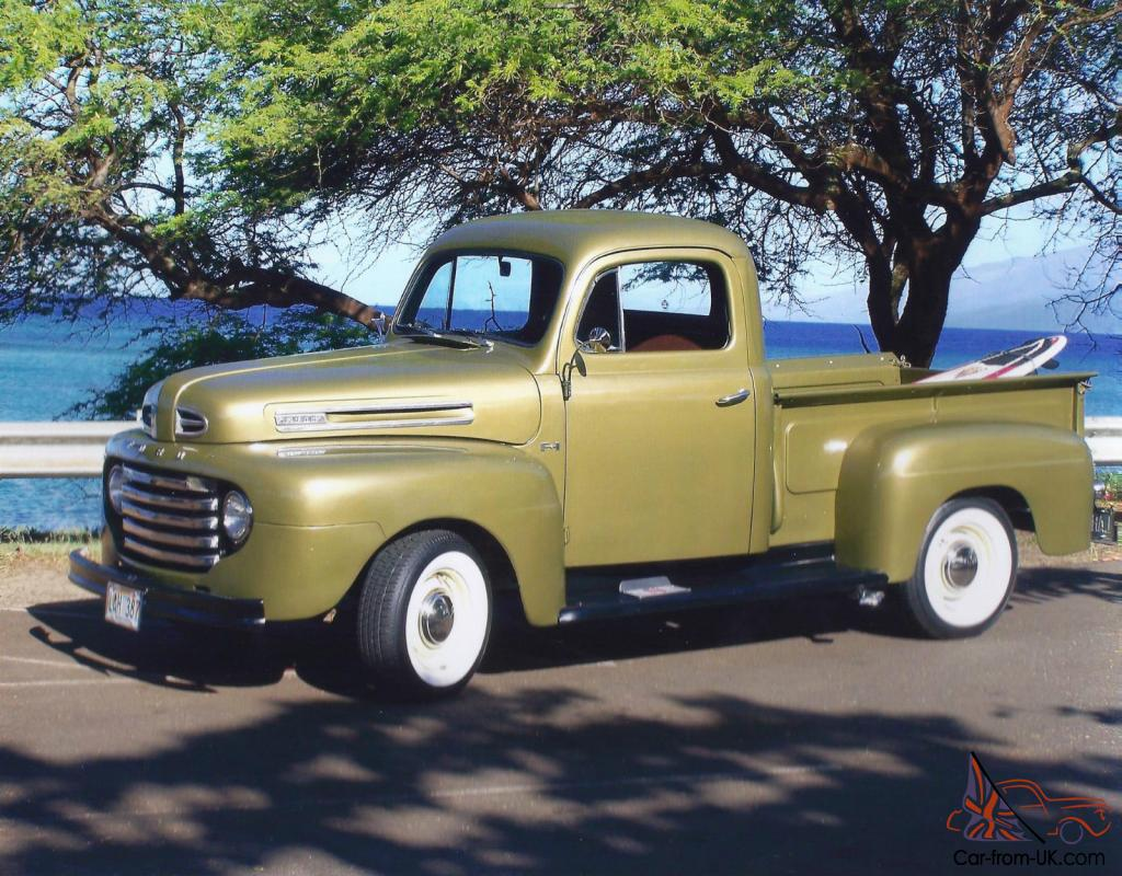 1950 ford f1 classic pick up truck. Black Bedroom Furniture Sets. Home Design Ideas