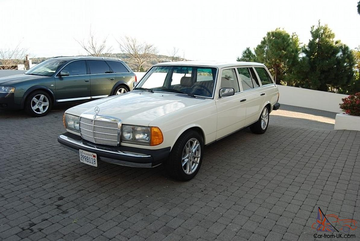 1980 mercedes benz 300td wagon gm 5 7 custom conversion no for 1980s mercedes benz