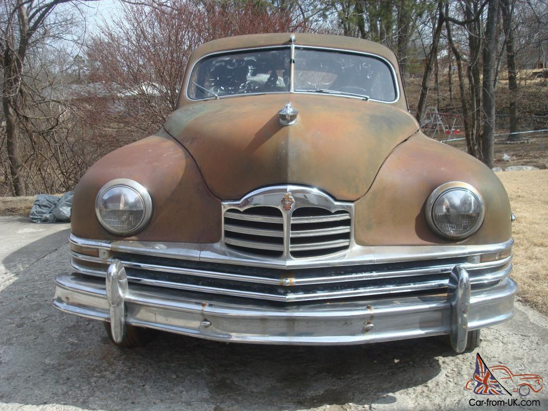 1949 Packard 2 Door Chrysler Town And Country Hubcaps