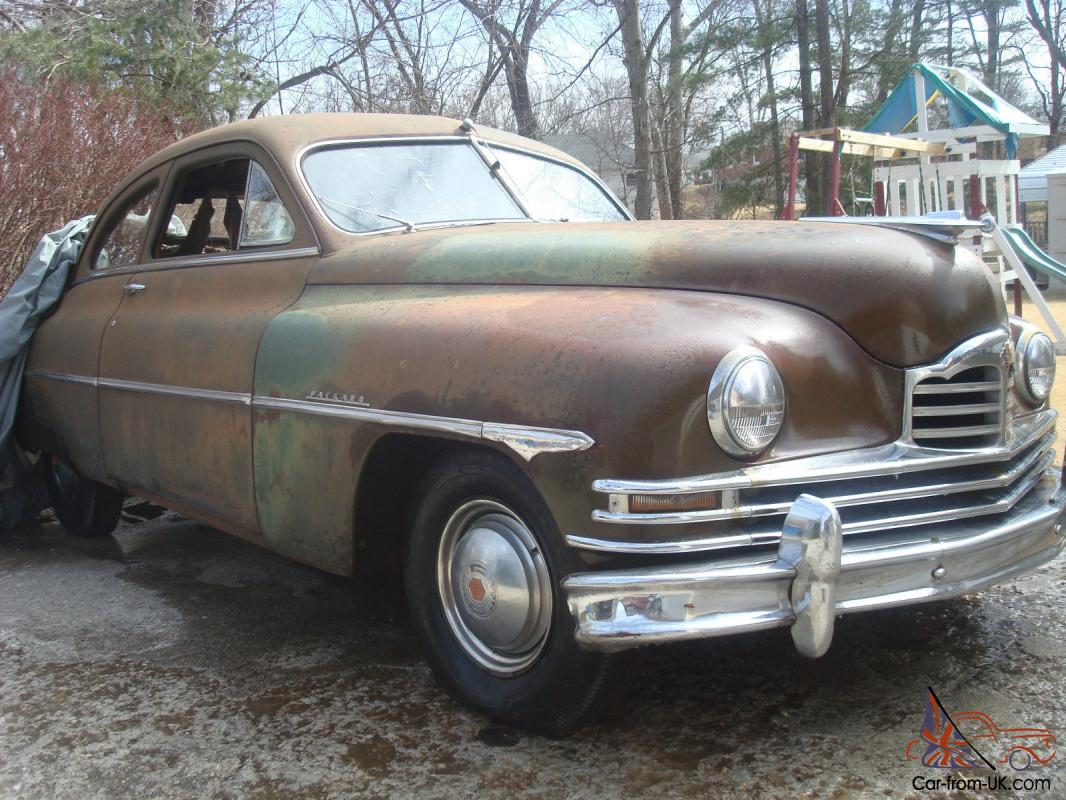 1949 packard 2 door