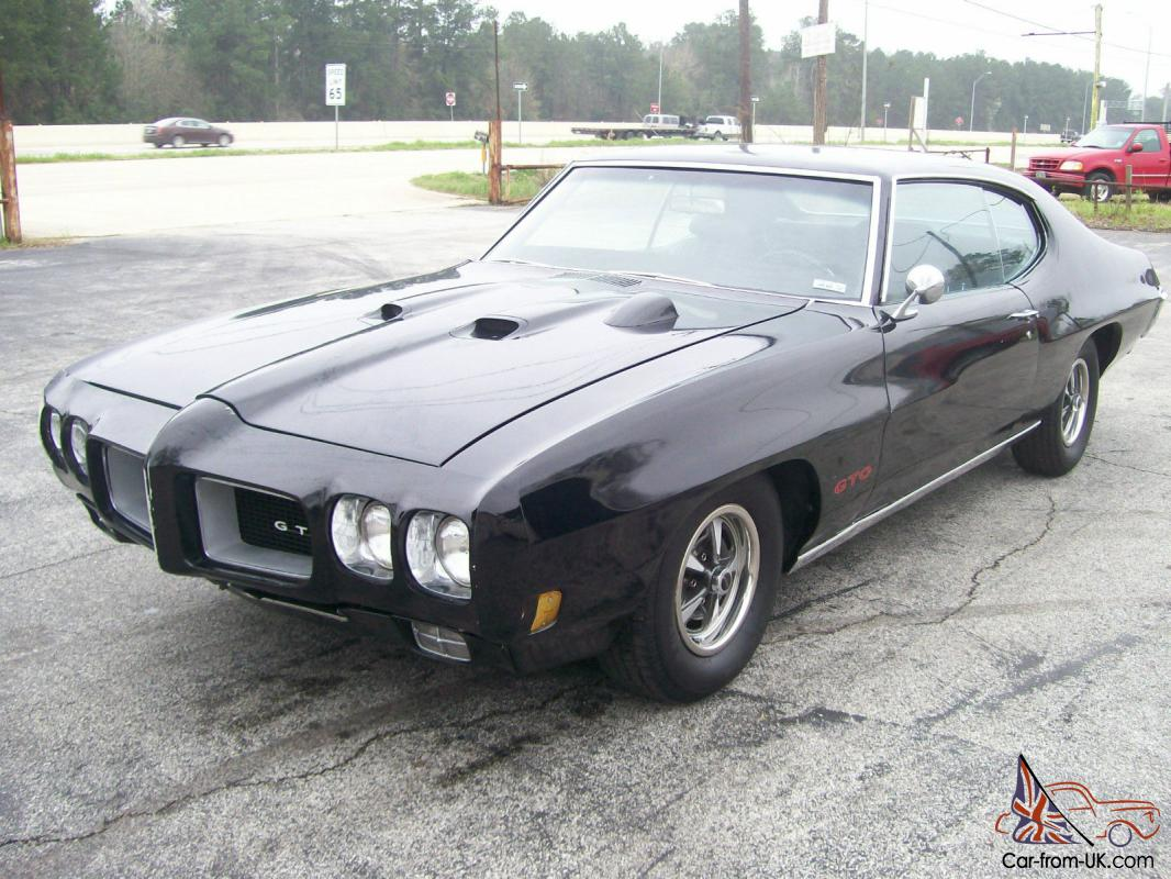 1970 pontiac gto real not clone. Black Bedroom Furniture Sets. Home Design Ideas