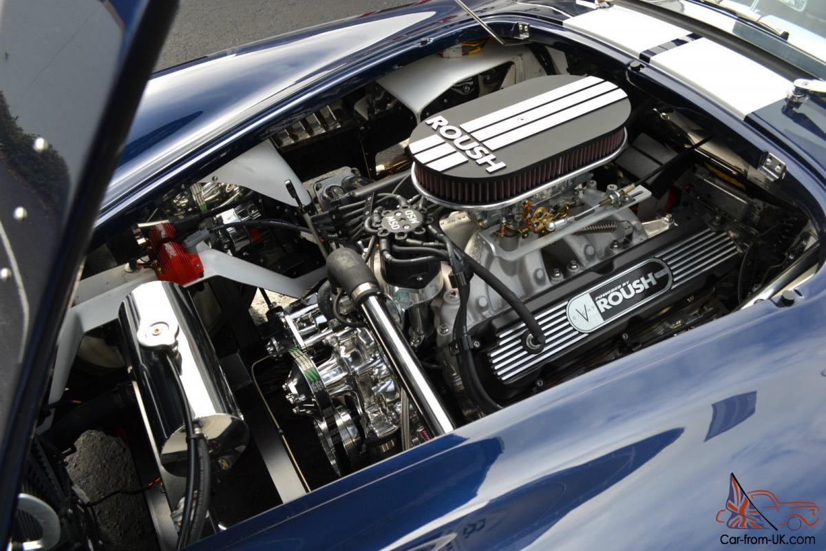 1966 backdraft racing roadster roush 427r 550hp 5 speed publicscrutiny Choice Image