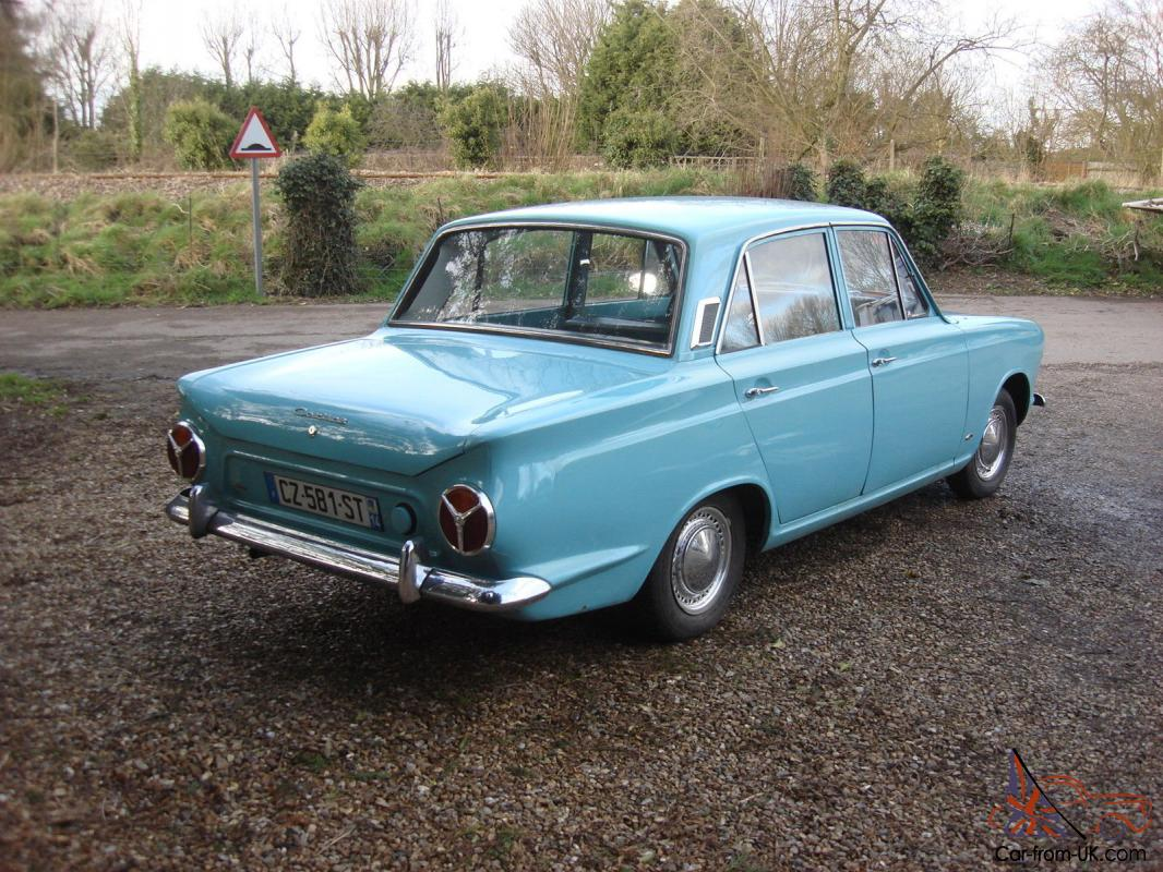 Ford Cortina Mk1 Deluxe Ford Cortina Mk1 Cortina Mk1 Ford Classic Ford Lhd