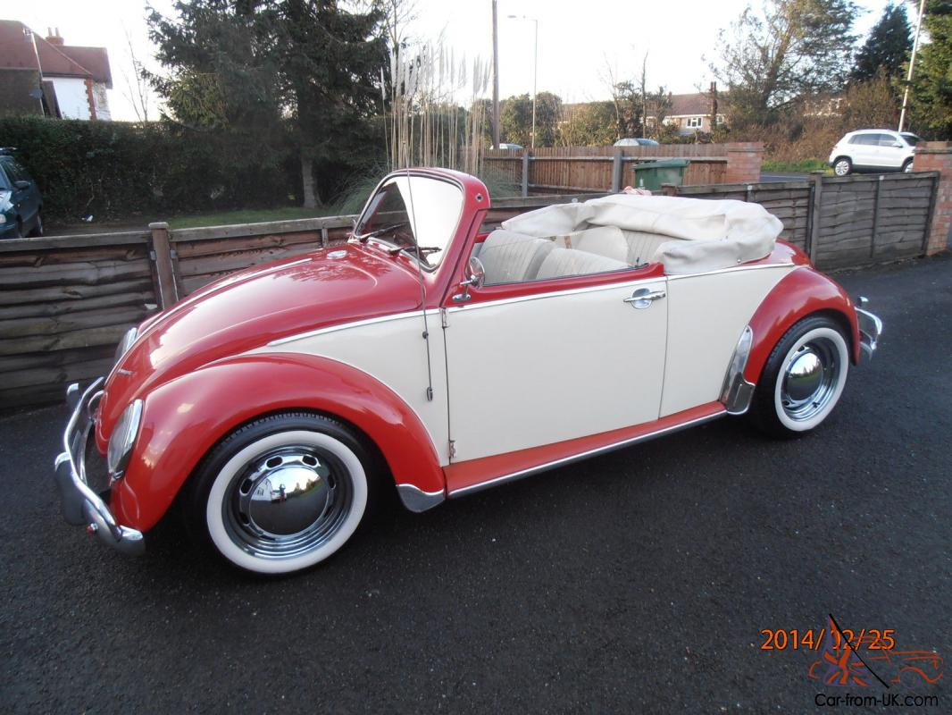 VW Beetle Convertible Ex Show Carcover Car Stunning Barn - Show car cover