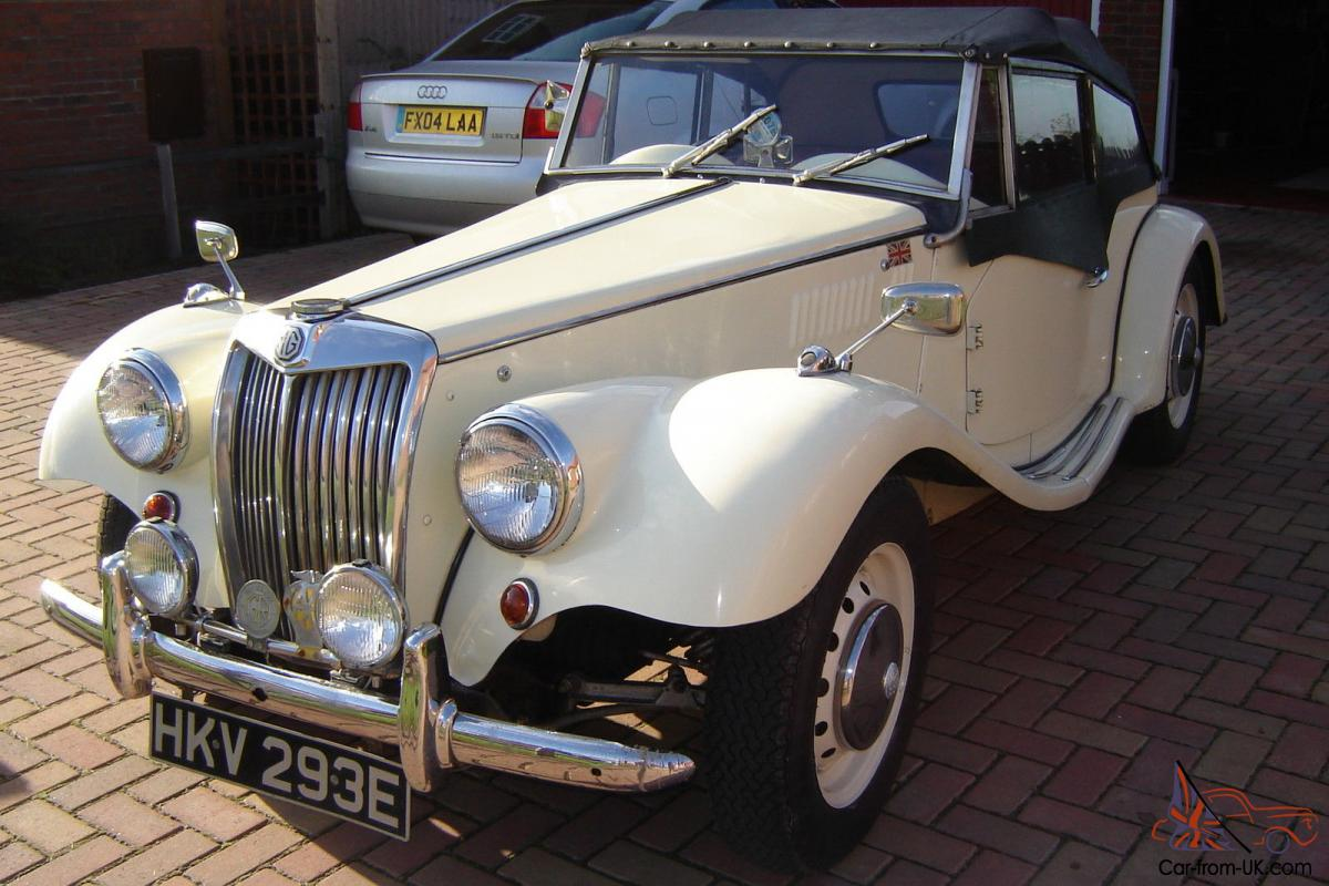 Mg Gentry Kit Cars For Sale