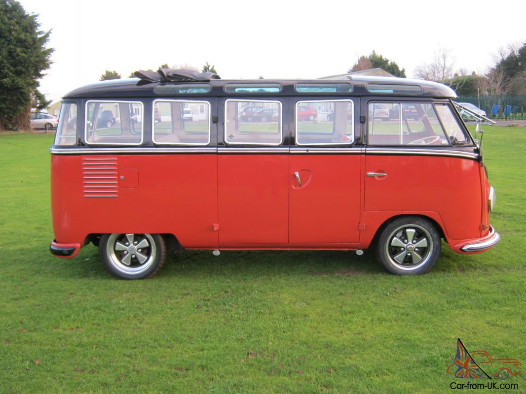 1957 vw 23 window samba bus yes the real thing and the for 16 window vw bus for sale