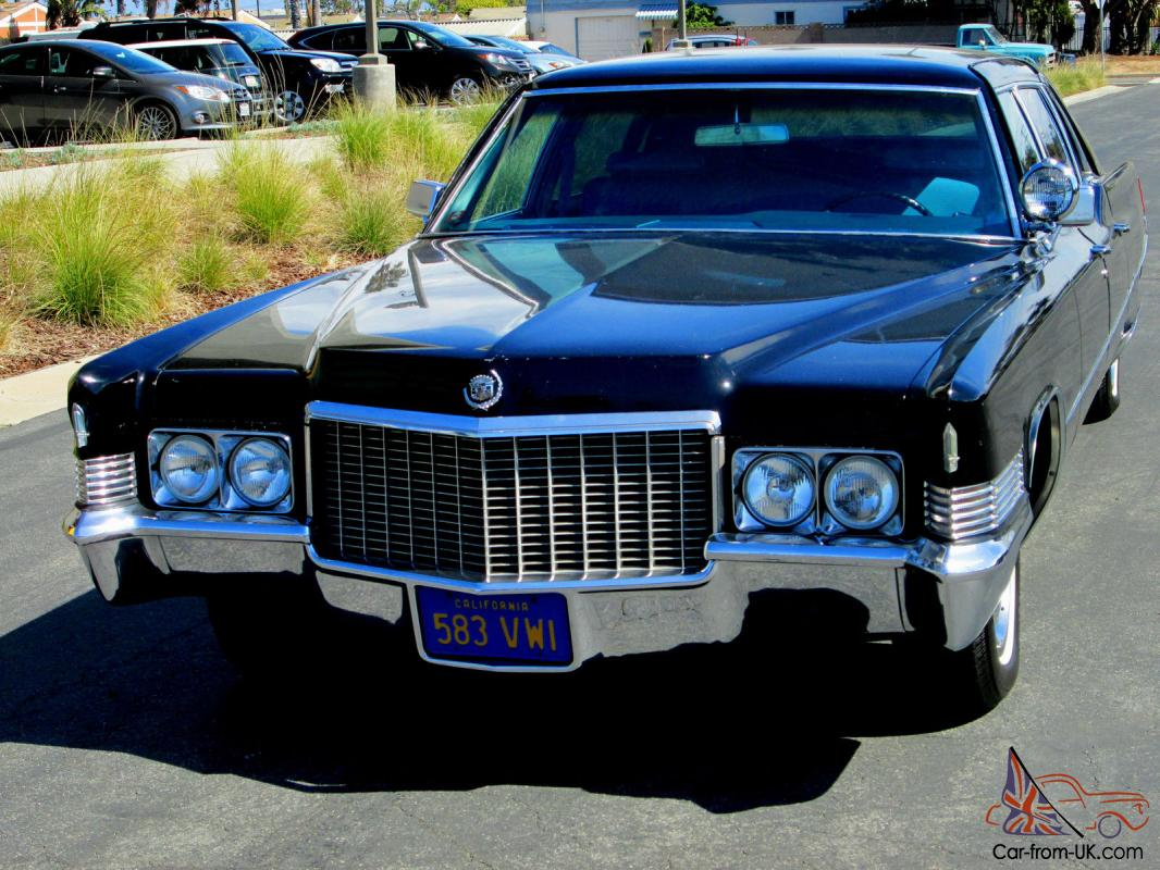 1970 cadillac fleetwood series 75 non ision long wheelbase