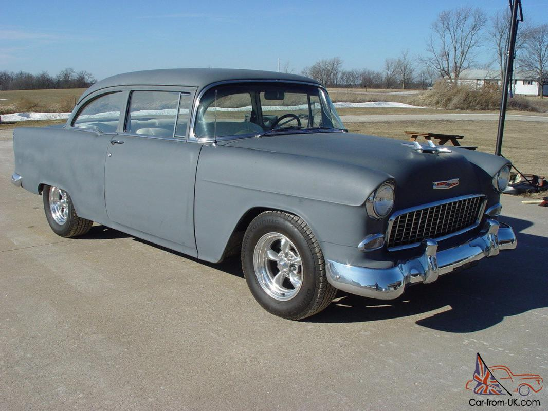 1955 Chevy Chevrolet 210 2 Door Sedan Hot Pro Street