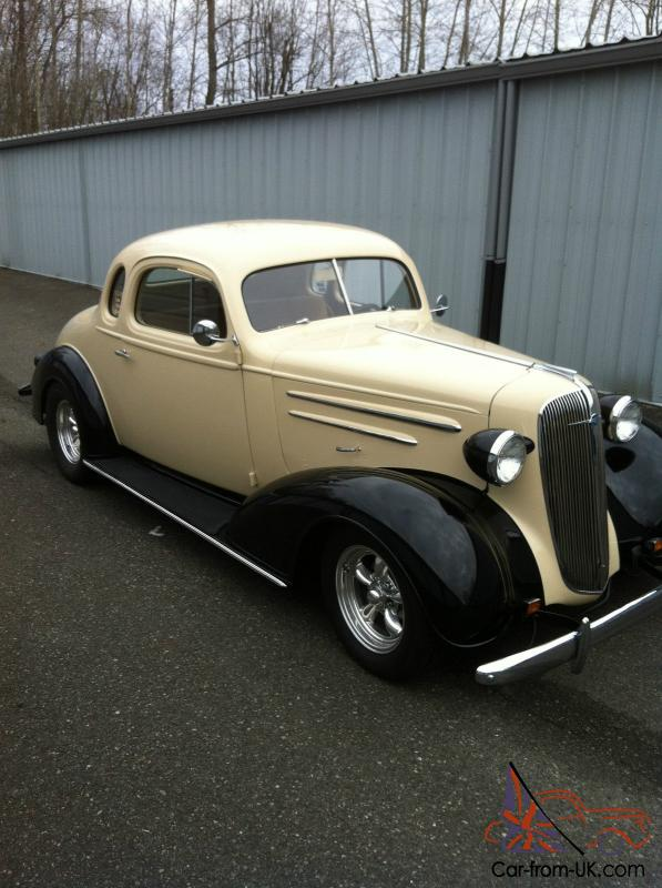 1936 chevrolet 5 window coupe classic hotrod for 1936 chevy 5 window coupe
