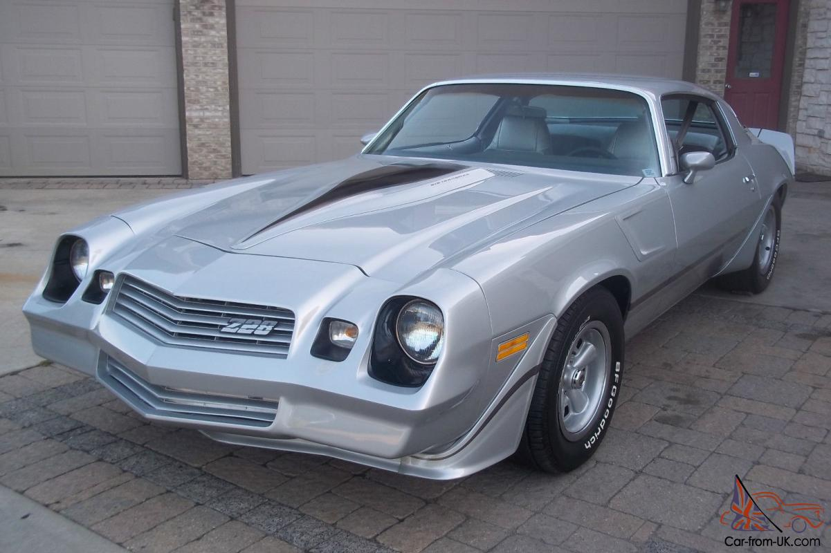 1981 camaro z 28 4 speed low mile no rust ever for Motor mile auto sales