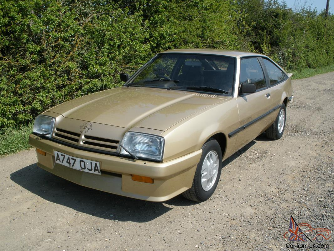 Superb 1980 - Opel manta berlinetta coupe ...