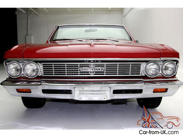 1966 chevelle convertible red on red. Black Bedroom Furniture Sets. Home Design Ideas