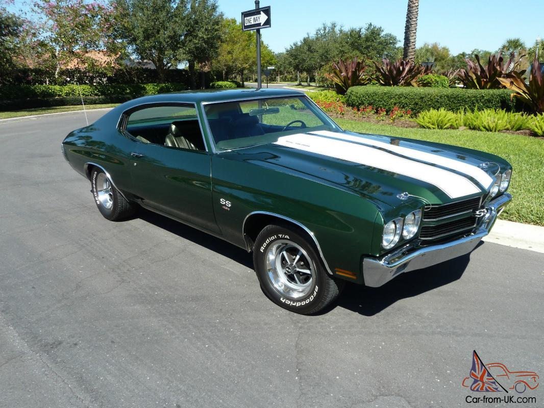 1970 ss chevelle 502 crate motor southern car nice 502 motoring