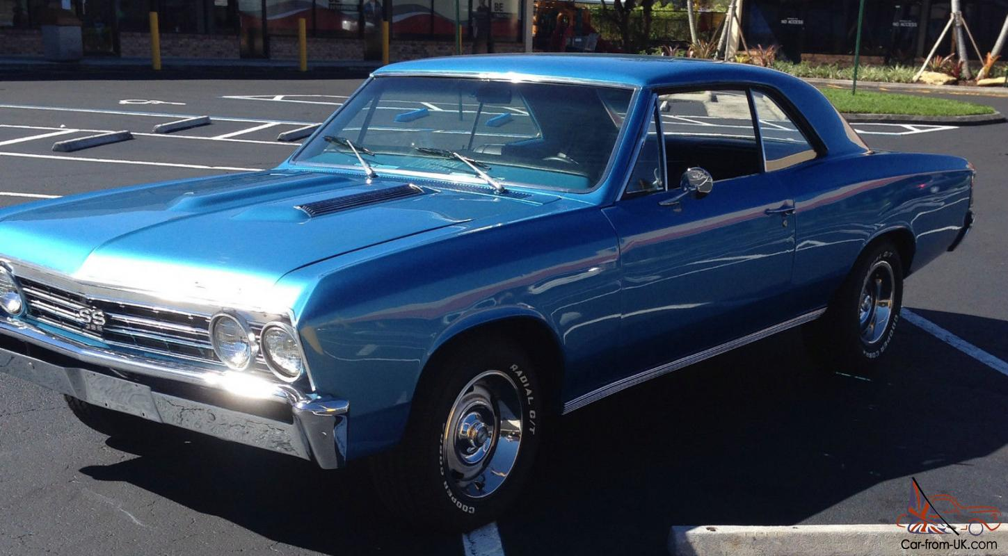67 chevelle ss 138 vin for sale