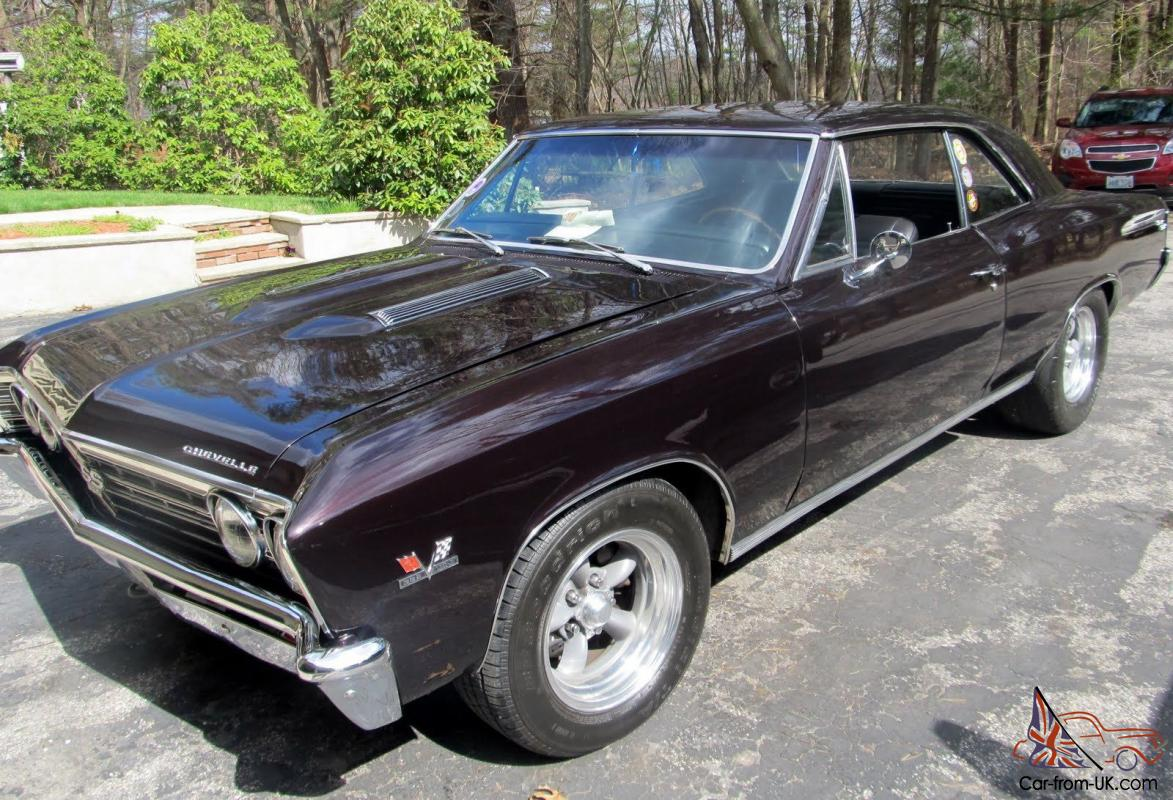 1967 chevrolet chevelle ss 396 2 door hardtop front 3 4 44313 - 1967 Chevelle Ss 396 For Sale 640x480 For