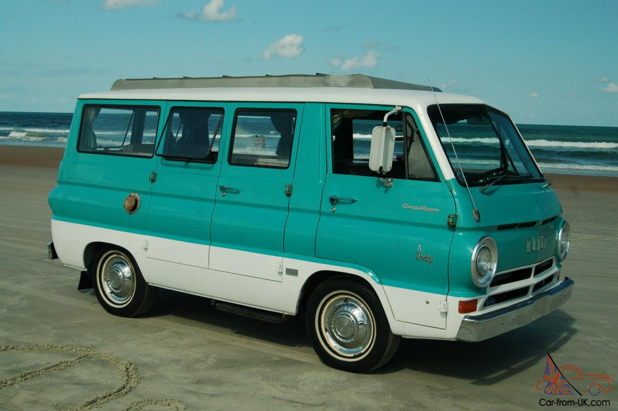 1966 dodge a100 van for sale