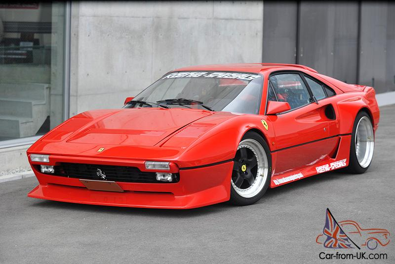 1977 ferrari 308 gtb koenig specials widebody. Black Bedroom Furniture Sets. Home Design Ideas