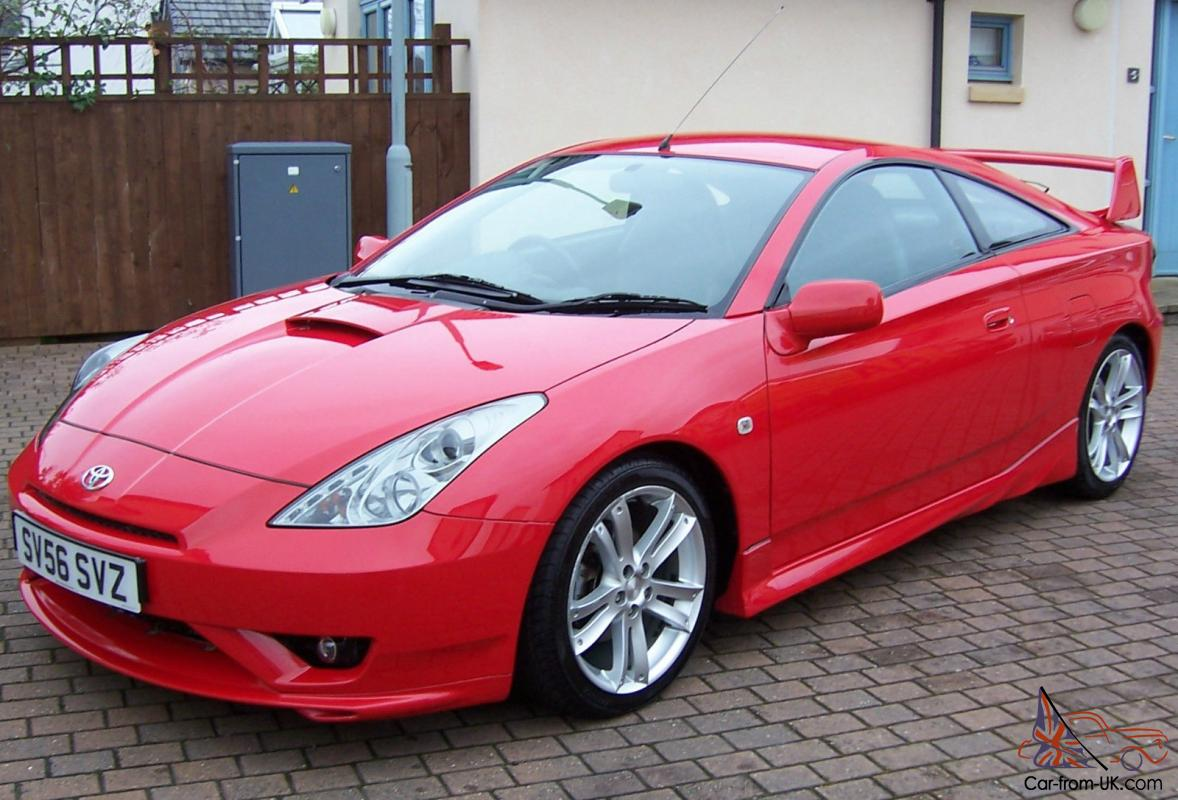 Toyota 2004 toyota celica gts : CELICA GT 190, LIMITED EDITION, 6 SPEED, CHILLI RED, AERO KIT..