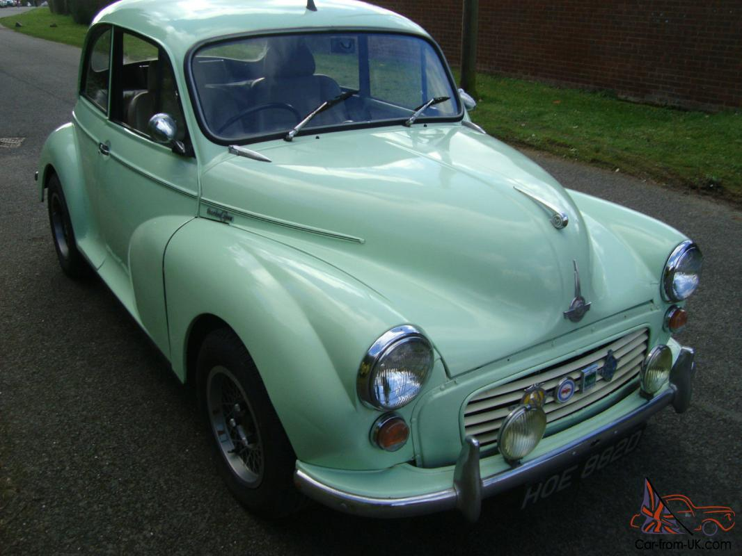 what color is a morris minor engine  what  free engine