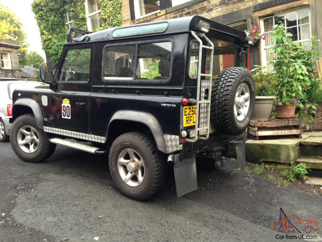 1988 Land Rover Defender 90 Fuse Box Ebay