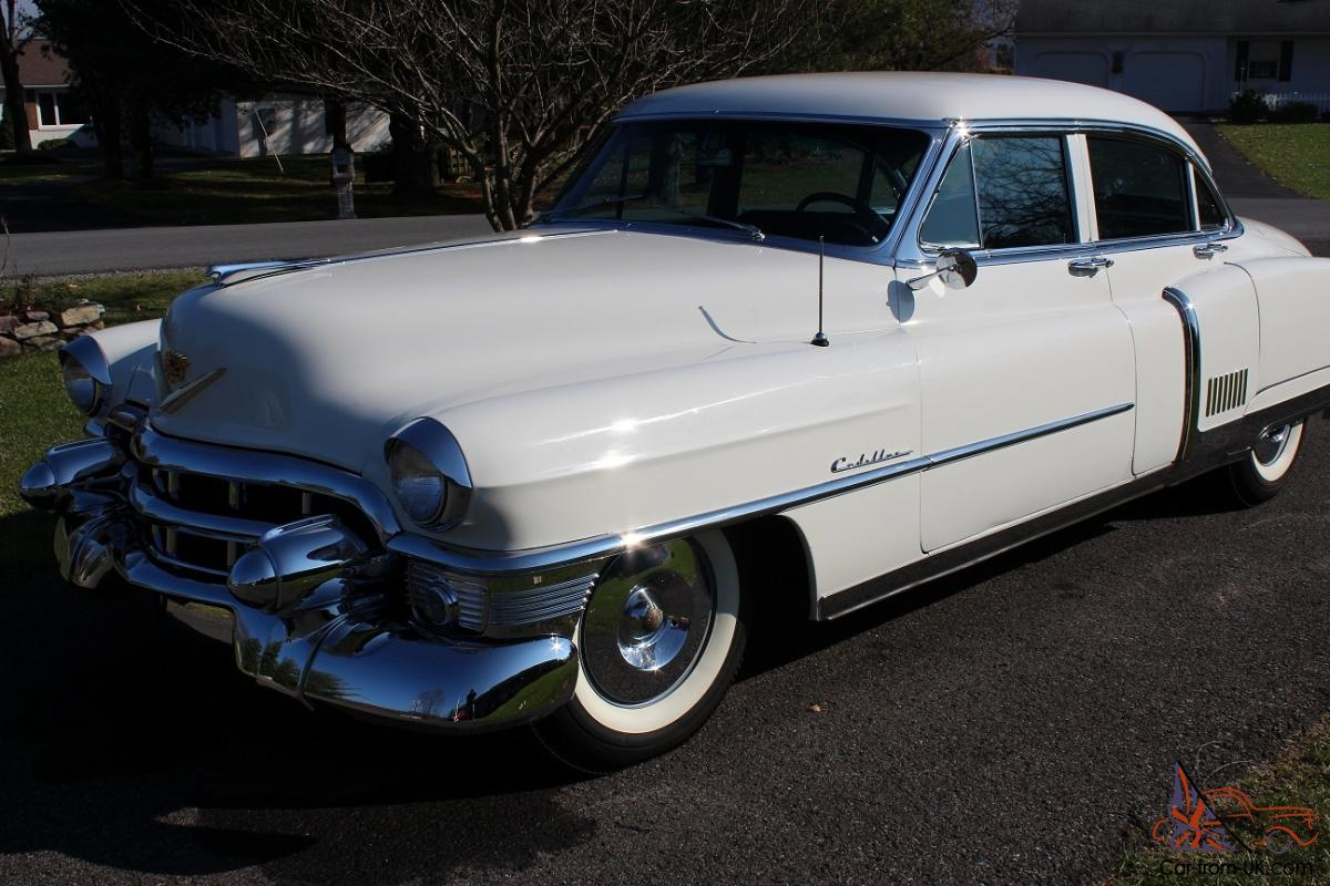 1953 cadillac fleetwood series 62 for 1953 cadillac 4 door sedan