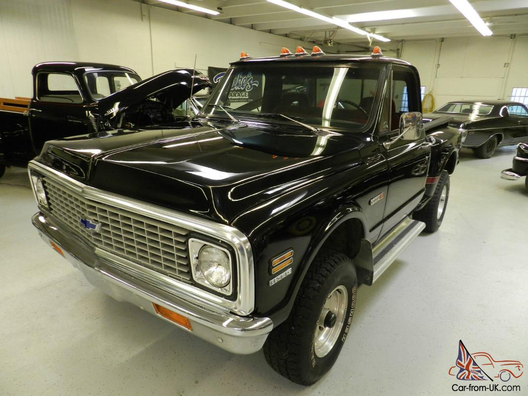 1966 Chevy K10 Pickup For Sale On Craigslist Autos Post