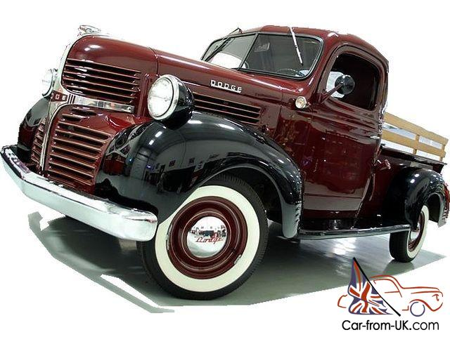 1947 dodge pickup truck 1 2 ton. Black Bedroom Furniture Sets. Home Design Ideas