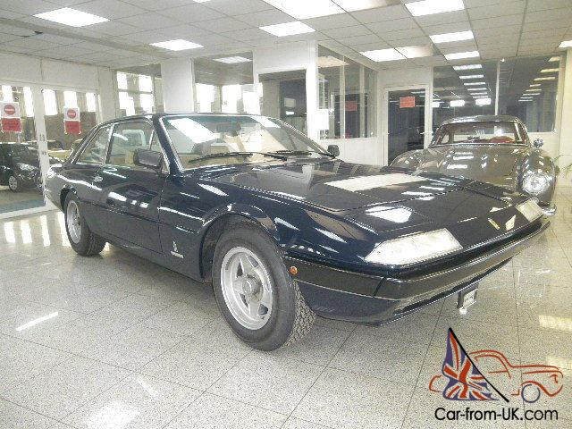 75 ferrari 365 gt4 2 2 one owner car. Black Bedroom Furniture Sets. Home Design Ideas