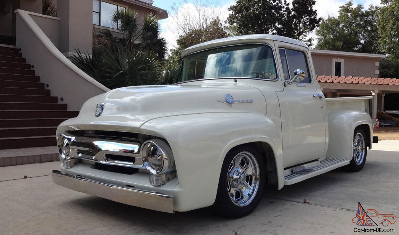 1956 f100 ford p up truck for sale autos post. Black Bedroom Furniture Sets. Home Design Ideas