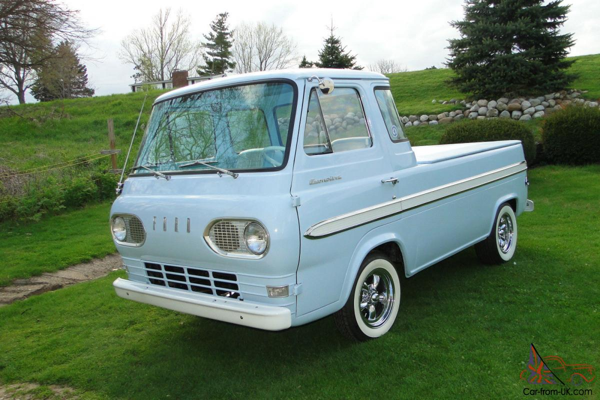 1965 Ford Econoline Pickup for sale on BaT Auctions - sold ...  Ford Econoline Pickup Trucks