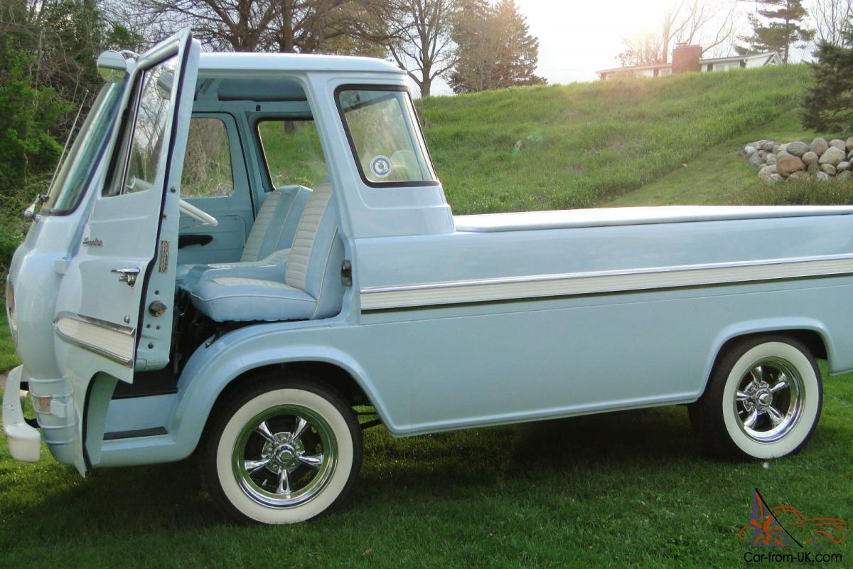 List Of Synonyms And Antonyms Of The Word 66 Econoline Pickup