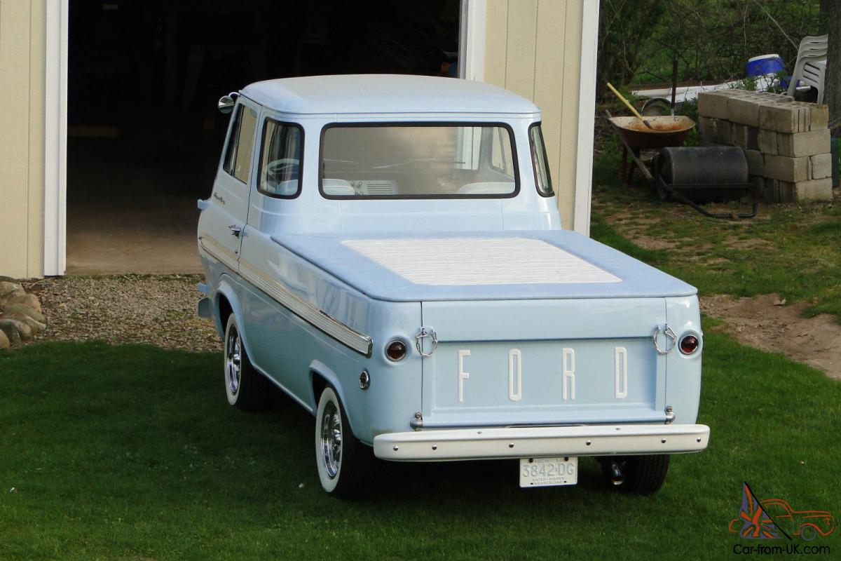 1966 ford econoline pick up. Black Bedroom Furniture Sets. Home Design Ideas