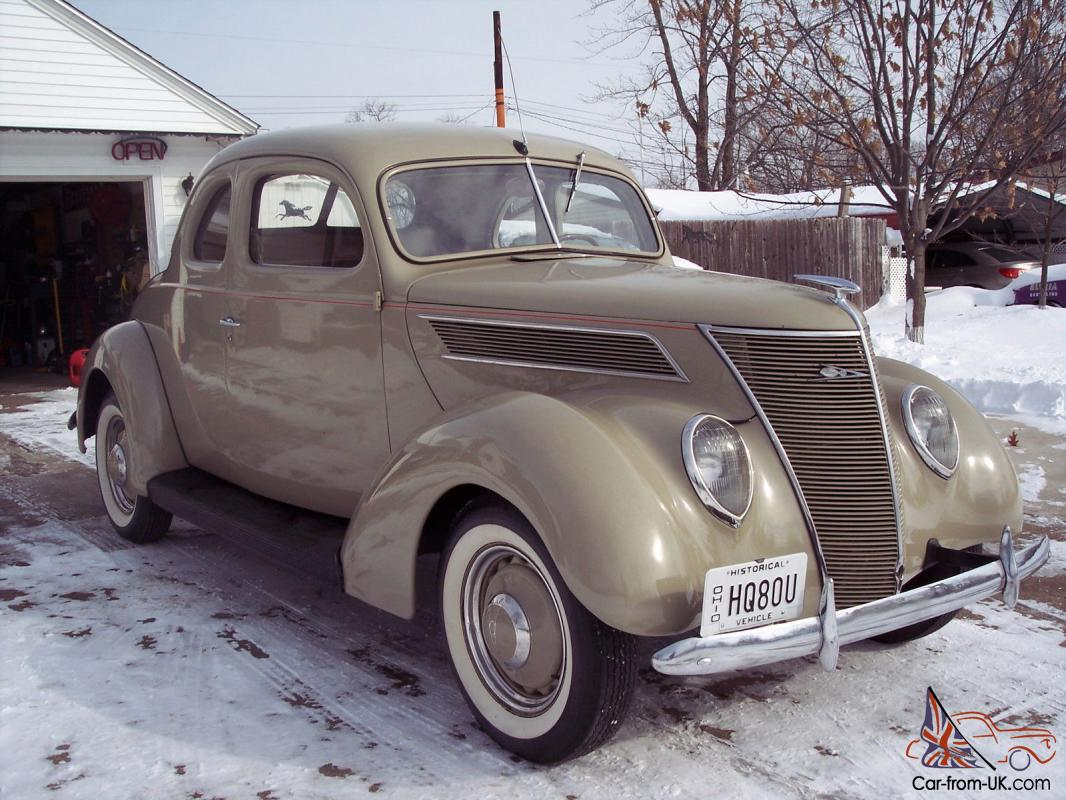 1937 ford 5 window coupe all henry ford steel rare for 1937 ford 3 window coupe for sale