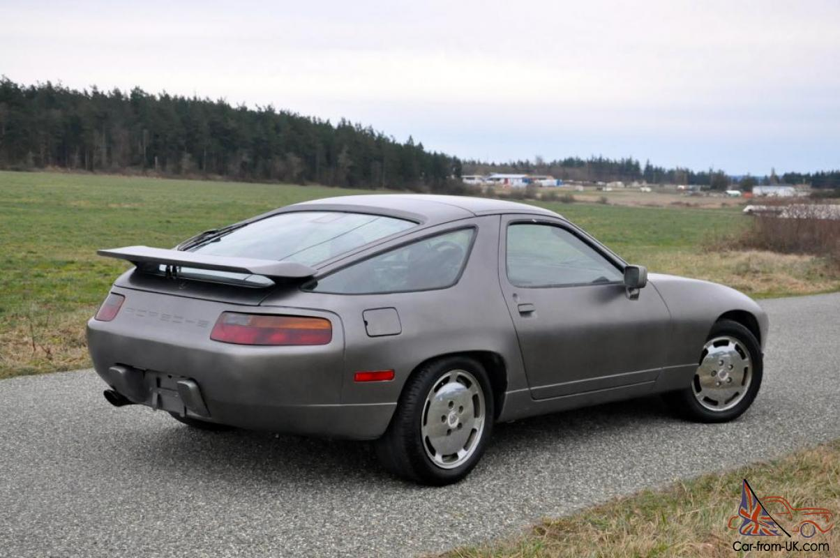 rare porsche 928 s4 custom touches many pics. Black Bedroom Furniture Sets. Home Design Ideas