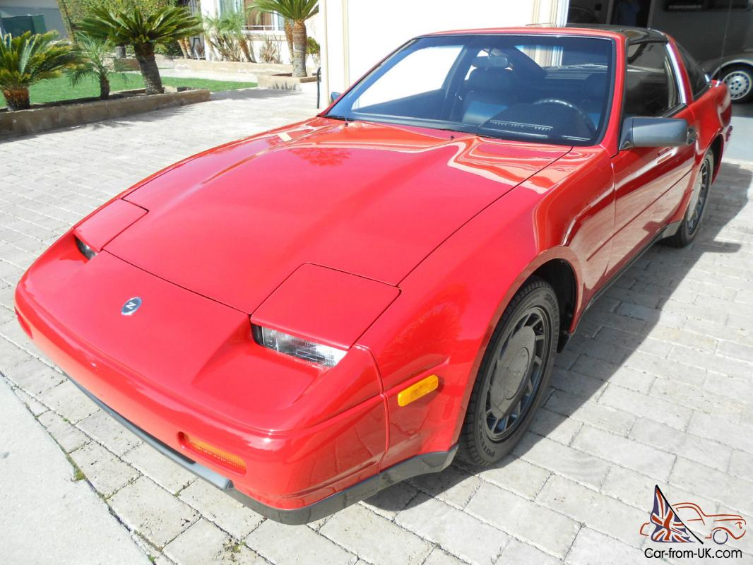 1987 nissan 300zx turbo coupe 2 door 3 0l. Black Bedroom Furniture Sets. Home Design Ideas
