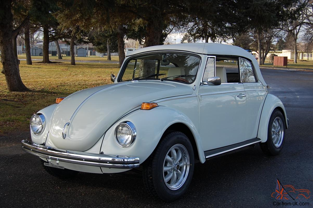 1974 volkswagen beetle base sedan 2 door 1 6l. Black Bedroom Furniture Sets. Home Design Ideas