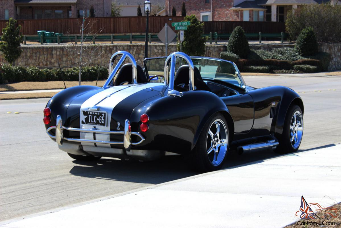 1965 ac shelby cobra replica factory five. Black Bedroom Furniture Sets. Home Design Ideas