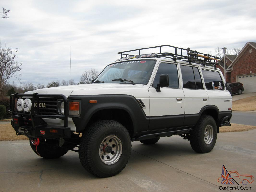 1984 toyota land cruiser restored expedition off road ready. Black Bedroom Furniture Sets. Home Design Ideas
