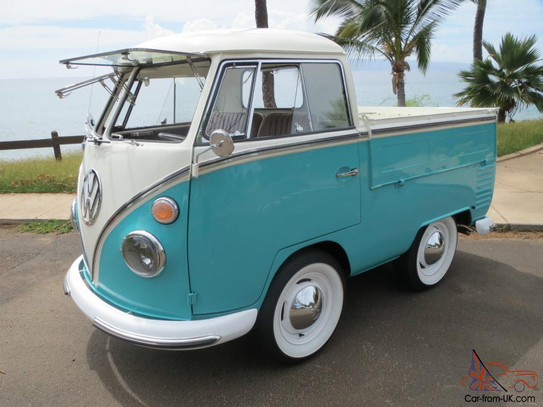 VW Single Cab - Custom Shorty With Deluxe Trim